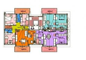 San Martino, 2 Stanze da Letto Stanze da Letto, ,1 BagnoBathrooms,Appartamento,In vendita,Alloggio N. 5,San Martino,3,1012