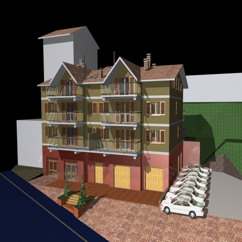 San Martino, 3 Stanze Stanze,2 BathroomsBathrooms,Ufficio,In vendita,San Martino,1014